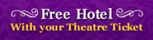 Free Hotels with your theatre tickets